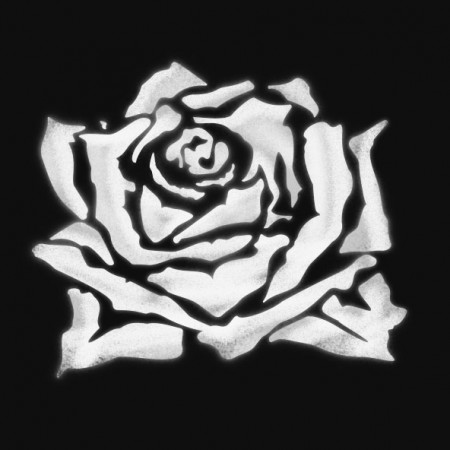 White-Rose-Graffiti